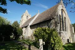 Church of St Peter, Wentworth, Cambridgeshire (Brokentaco) Tags: cambridgeshire church village england eastanglia uk unitedkingdom parish fens medieval cambs churches isleofely