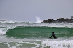 Some West Coast fun at Tofino (RebelRob) Tags: vancouverisland tofino britishcolumbia surfing