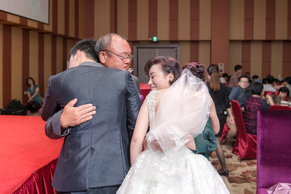 台南婚攝 婚禮紀錄 情定婚宴城堡 C & M 141