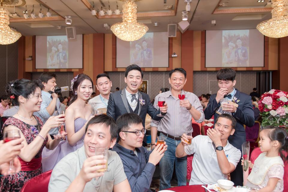 台南婚攝 婚禮紀錄 情定婚宴城堡 C & M 162