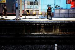 Tokyo Moments (El-Branden Brazil) Tags: tokyo japan japanese station asia asian mobilephone iphone