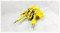 Aurora class Vic Viper MK I (Brick Martil) Tags: lego toy vicviper space spaceship starfighter