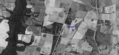 Starlight_Drive-In_Barnwell_SC_1961 (drivein aerial photos) Tags: starlight drivein theatre theater barnwell sc south carolina aerial photo