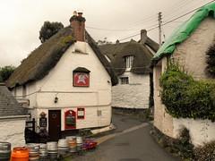 Shipwrights Arms, Helford (Mike.Dales) Tags: shipwrightsarms pub thatch helford cornwall england