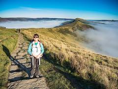 Castleton 261116-6067 (RobinD_UK) Tags: mam tor castleton peak district edale temperature inversion clouds