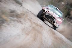 Citron DS3 WRC (Vincent Dehon) Tags: fia world rally championship racc catalunya de espaa abu dhabi total team 8 citron ds3 wrc craig breen scott martin website rallye panning speed auto automotive d800 nikon spain race racing