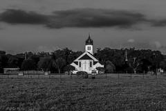 Faith in the Heartland (wolfpawstudios) Tags: bw faith travel texas church landscapes