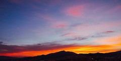 Amanecer  Sunrise - V14... (davidgv60) Tags: david60 amanecer sunrisepaisatgesalcoi espaa ski dawn sunrise color spain fujifilm xt10 nubes nwn cielo natur natural panoramica photodgv