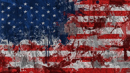 Tattered-American-Flag, From FlickrPhotos