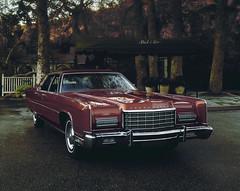 1973 Lincoln Continental Sedan (biglinc71) Tags: 1973 lincoln continental sedan