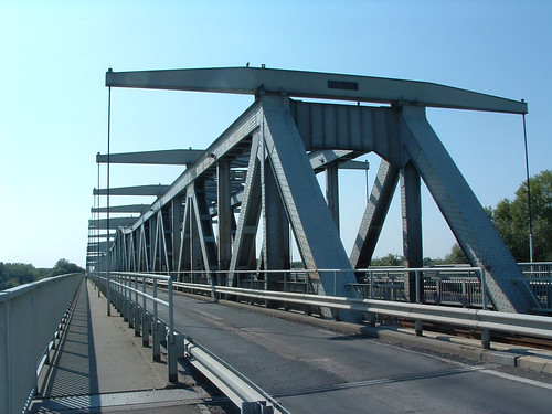 Baja, Türr István híd