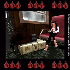 Travelling  01 (rupolgara) Tags: cerberusxing atomic aliceproject chopshop catwa 7deadlys{k}ins maitreya laboheme chicchica sweetthing pixelbox empire thearcade