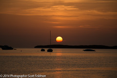Islamoroda Florida - Sunset (S. Feldman) Tags: sunset beach bar sailboat fishing florida islamoroda