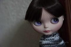 Custom blythe for Regenboog