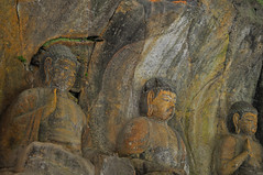 Usuki (Myajima) Tags: japan buddha religion buddhism bouddha cave japon sculptures grotte kyushu bouddhisme usuki