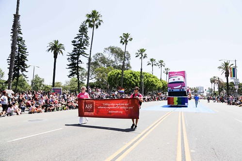 Out of the Closet at Long Beach Pride 2014