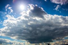 Big cloud covering the sky (Groman123) Tags: summer sky cloud weather clouds canon germany deutschland eos day sommer tag himmel wolke wolken cc creativecommons wetter sauerland ccbysa 700d