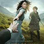 Poster Outlander sur Starz