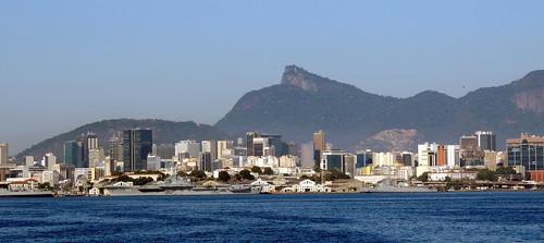Rio de Janeiro Downtown.
