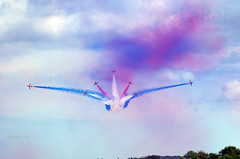 The Sparrows 23 (eLaReF) Tags: red fortune east airshow arrows redarrows the 2014 thesparrows deadsparrows