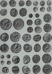 """Image from page 140 of """"Archaiologik ephmeris : ekdidomen hypo ts en Athnais Archaiologiks Hetairias"""" (1862)"""