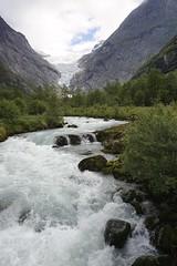 Briksdalsbreen (picturesfrommars) Tags: norwegen glacier gletscher briksdalsbreen briksdalen a6000 selp1650 ilce6000