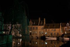 Bruges (Alex12Ga) Tags: leica night 35mm canal m8 bruges nuit nokton v2 voigtlnder f12 3512