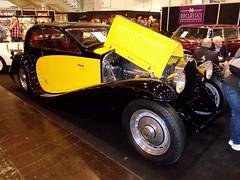 Bugatti Type 46 Super Profilé 1930 (Zappadong) Tags: essen super type techno bugatti 46 1930 2014 classica profilé
