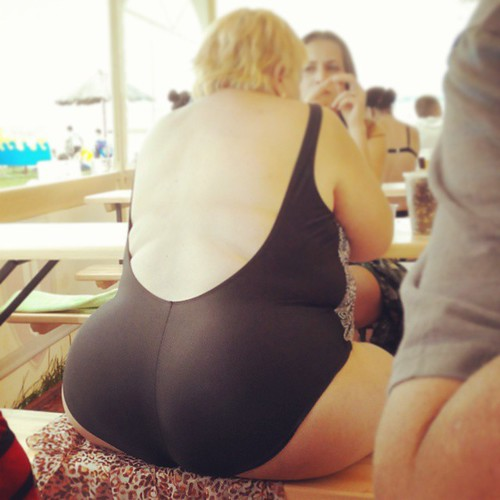 Sexy fat booty