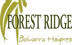 Lot 417 Forest Ridge Estate, Bolwarra Heights NSW