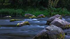Myllykoski Night photoshoot (Tatu234) Tags: summer water night suomi finland river lens photography 50mm pho