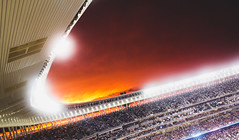 Canopy on Fire (Icedavis) Tags: field minnesota twins baseball stadium target mn targetfield