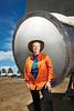 Popular Science - SETI Jill Tarter (bradwenner.com) Tags: jill science aliens popular seti antenna popsci tarter