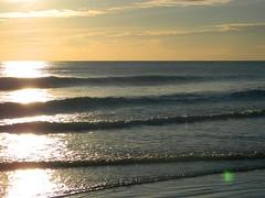 Disillusioned (Snorkle-suz) Tags: sunset sea ocean water beach seascape sky clouds waves cold winter disillusioned nature newzealand nz aotearoa outside outdoor coast seashore shore seaside sand nikoncoolpixl120 kiwi manawatu beachscape beachscene beaches himatangibeach seascapes