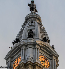 Philadelphia Masonry Details of City Hall Buidling (Dunby PICS) Tags: building philadelphia architecture cityhall masonry historic masons williampenn cityofbrotherlylove