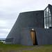 Iceland Blönduós Church