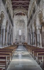 Trani-La Cattedrale (StewieVoodoo) Tags: italy church nikon italia cathedral chiesa minster puglia hdr cattedrale trani d5100