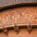 Watts Chapel exterior detail /4