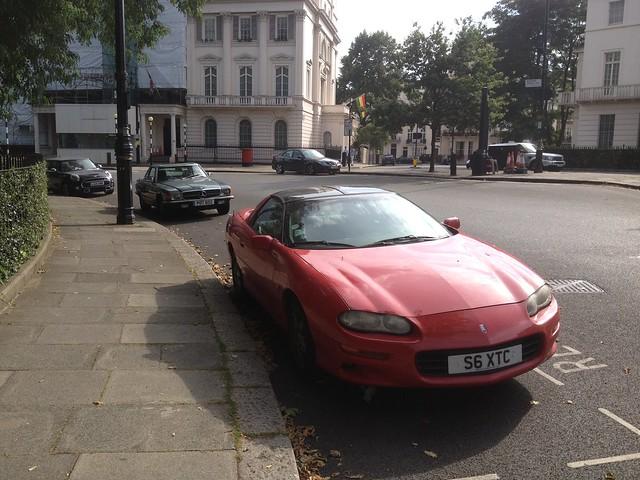 chevrolet 1999 camaro 38 litre v6