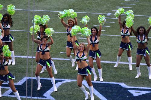 2014 Seahawks vs. Chargers Pre season game