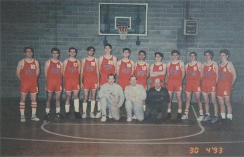 IPSA Collegno Juniores 92-93