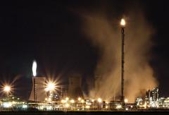 NIGHT SHIFT (kenny barker) Tags: industry refinery grangemouth kennybarker