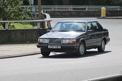 Volvo 940 S (kenjonbro) Tags: uk england london grey volvo blackheath 1991 a2 se3 shootershillroad worldcars 1986cc kenjonbro canoneos5dmkiii delacourtroad suninthesandsroundabout canonzoomlensef9030014556 j767krt volvo940s