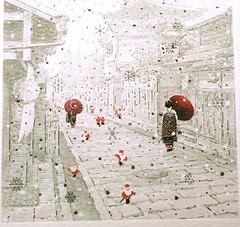 Christmas Card in Japan (FromJapanWithLove Japanese Kawaii Stationery) Tags: santa christmas cute kawaii santaclaus merrychristmas greetingcard greeting christmascard