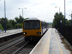 144002 Swinton (Dancing is a waste, of drinking time.) Tags: southyorkshire dmu northernrail swinton class144
