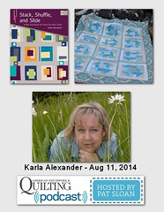 Pat Sloan American Patchwork and Quilting radio Karla Alexander aug 2014 guest (quilterpatsloan) Tags: thread sewing moda itunes fabric patchwork applique stitchery tutorial sewist betterhomesandgardens americanpatchworkquilting quiltideas aurifil patsloan quiltsandmore howtoquilt quiltdesigns quiltershome beautifulquilts howtomakeaquilt quilting101 freequiltpatterns allaboutquilting patsloanquiltershome quiltingexpert quiltingauthor quiltingbasics sewaquilt howtosewaquilt everythingyouneedtoknowaboutquilting greatquiltideas creativetalkradio