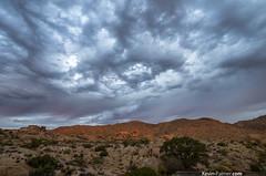 Colorless Sky (kevin-palmer) Tags: california morning summer chihuahua storm rain clouds early nationalpark rocks desert joshuatree stormy august boulders monsoon mojave thunderstorm joshuatreenationalpark kevinpalmer pentaxk5 samyang10mmf28