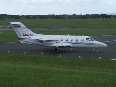 N497XP Beechjet 400A (Aircaft @ Gloucestershire Airport By James) Tags: james airport gloucestershire lloyds beechjet bizjet 400a n497xp egbj