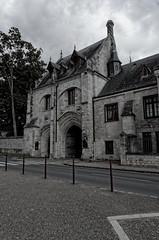 Porterie de l'Abbaye de Jumièges - Seine Maritime (Vaxjo) Tags: abbey normandie ruines abbaye seinemaritime jumièges hautenormandie