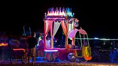 Burning Man 2014 (extramatic) Tags: usa man nv blackrockcity burning 2014caravanasary